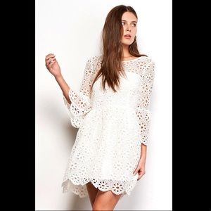 JACK by BB DAKOTA Eyelet Dress
